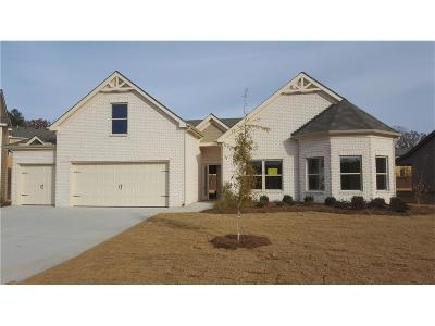 Buford Single Family Home For Sale: 4033 Golden Gate Way