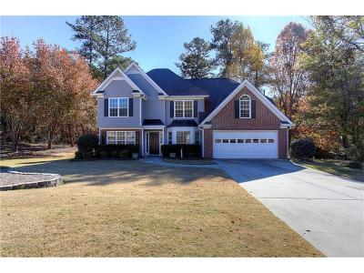 Loganville Single Family Home For Sale: 515 Willowwind Drive