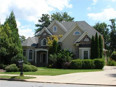Suwanee Single Family Home For Sale: 5303 Brendlynn Drive