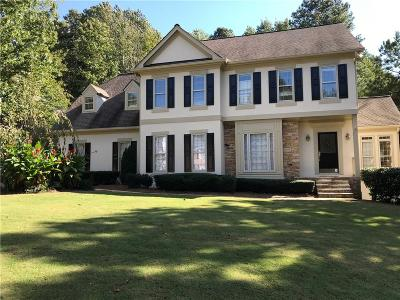 Johns Creek Single Family Home For Sale: 9495 Nesbit Lakes Drive