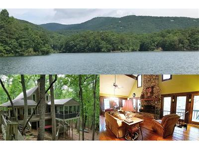 Big Canoe Single Family Home For Sale: 304 Owls Brow