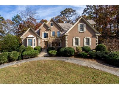 Single Family Home For Sale: 4190 Manor Hills Lane SW