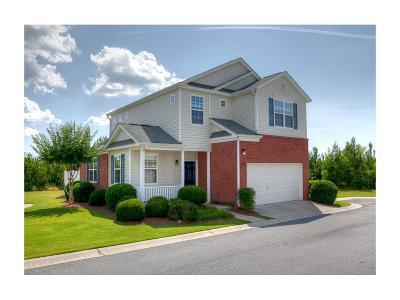 Woodstock Single Family Home For Sale: 208 Swanee Lane