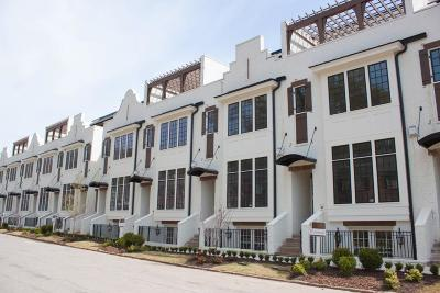 Decatur Condo/Townhouse For Sale: 148 Northern Avenue #8