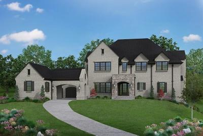 Milton  Single Family Home For Sale: 16003 Manor Club Drive
