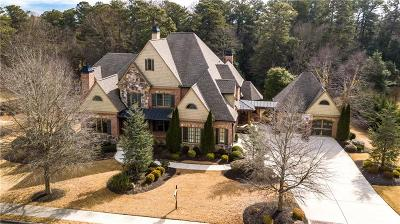 Buford Single Family Home For Sale: 2750 Drayton Hall Drive