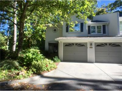 Sandy Springs Condo/Townhouse For Sale: 5720 Oak Landing