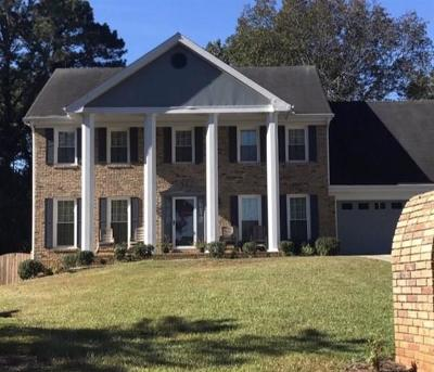 Lilburn Single Family Home For Sale: 4059 Colonial Drive SW