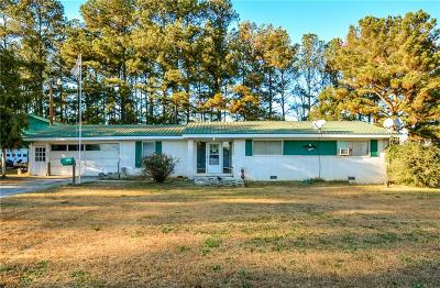 Grayson Single Family Home For Sale: 2329 Loganville Highway