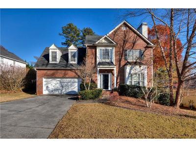 Cartersville Single Family Home For Sale: 33 Carrington Drive