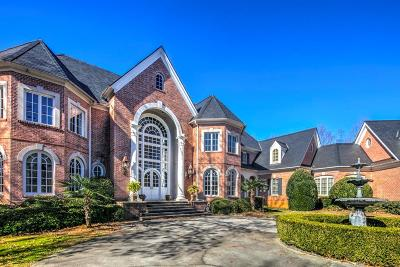 Alpharetta Single Family Home For Sale: 9370 Colonnade Trail