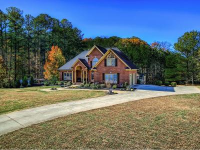 Acworth Single Family Home For Sale: 3595 Cheatham Road