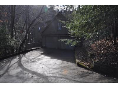 Big Canoe Single Family Home For Sale: 4086 Wilderness Parkway