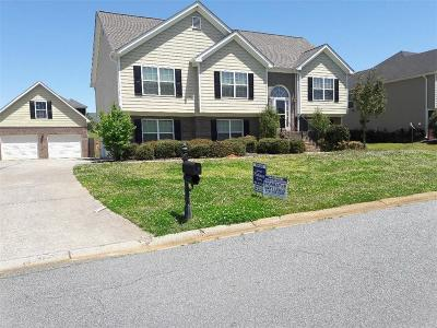 Cartersville Single Family Home For Sale: 54 Colonial Circle NW