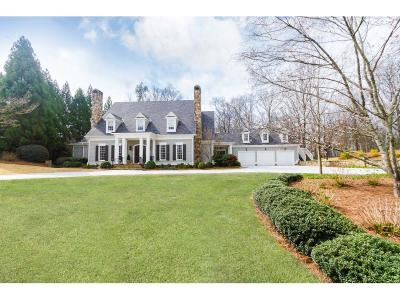 Sandy Springs GA Single Family Home For Sale: $2,775,000