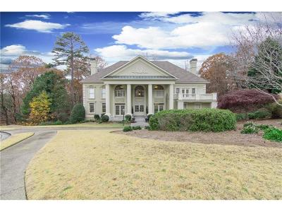 Roswell Single Family Home For Sale: 115 S Smead Court