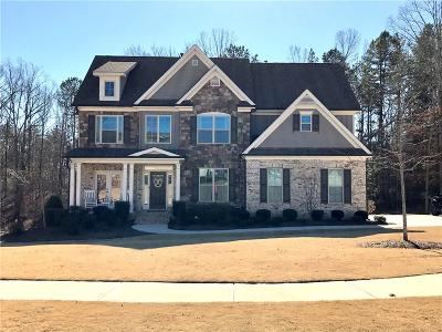 Braselton Single Family Home For Sale: 253 Bakers Farm Circle