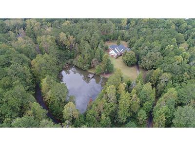 Powder Springs Single Family Home For Sale: 4750 Lewis Road