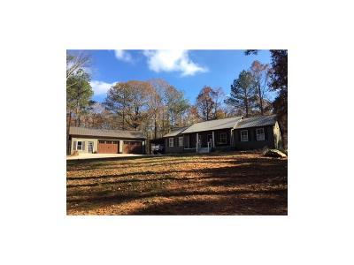 Carrollton Single Family Home For Sale: 4175 E Highway 166