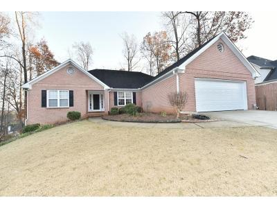 Snellville Single Family Home For Sale: 2713 Calumet Farm Lane