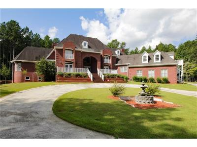Single Family Home For Sale: 296 Old Ford Road