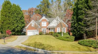 Powder Springs Single Family Home For Sale: 4502 Verdant Woods Court