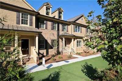 Lilburn Condo/Townhouse For Sale: 290 Jackson Place