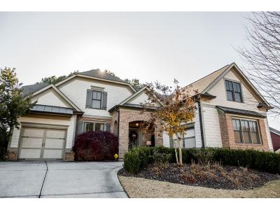 Dallas Single Family Home For Sale: 203 Misty Hill Trail