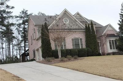 Cobb County Single Family Home For Sale: 1700 Ardglass Court NW