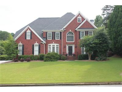 Kennesaw Single Family Home For Sale: 1101 Cockrell Drive NW
