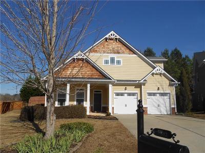 Braselton Single Family Home For Sale: 5832 Ansley Terrace