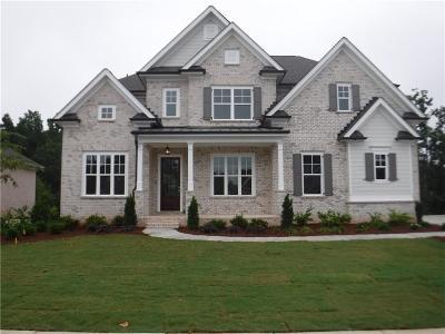 Suwanee Single Family Home For Sale: 5225 Regency Point Drive