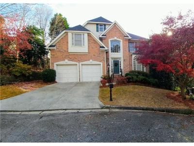 Dunwoody Single Family Home For Sale: 1483 North Springs Drive
