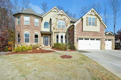 Lawrenceville Single Family Home For Sale: 1675 Azalea Creek Drive