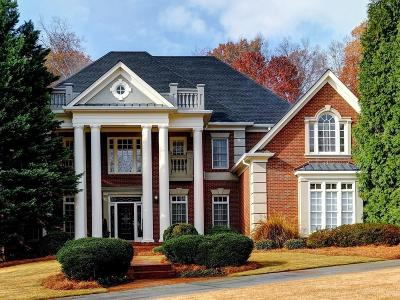 Marietta GA Single Family Home For Sale: $1,650,000
