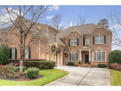 Smyrna Single Family Home For Sale: 4169 Barnes Meadow Road
