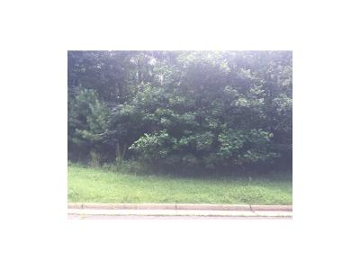 Acworth Residential Lots & Land For Sale: 3354 Littleport Lane NW