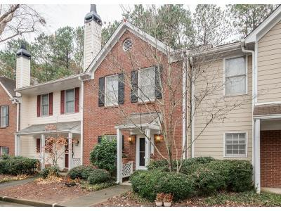 Alpharetta GA Single Family Home For Sale: $169,000
