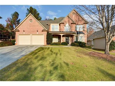 Dacula Single Family Home For Sale: 3244 Mill Grove Terrace