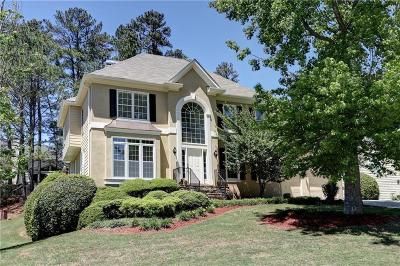 Alpharetta  Single Family Home For Sale