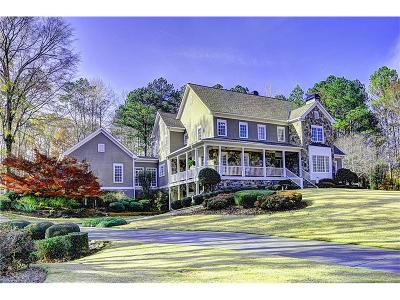 Cherokee County Single Family Home For Sale: 10 The Fairway