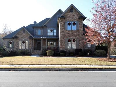 Grayson Single Family Home For Sale: 2349 Arlington Walk Lane
