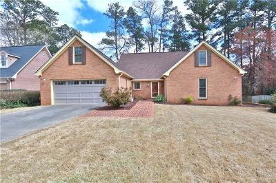 Sandy Springs Single Family Home For Sale: 7430 Talbot Colony NE