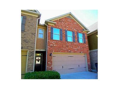 Lawrenceville Condo/Townhouse For Sale: 310 Oakland Hills Way