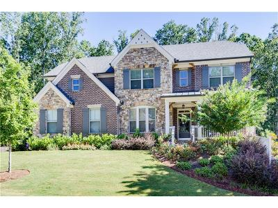 Forsyth County Single Family Home For Sale: 2350 Monet Drive