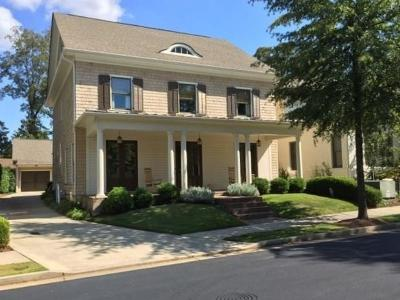 Roswell Single Family Home For Sale: 280 Scott Crossing