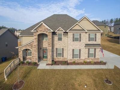 Loganville Single Family Home For Sale: 3922 Dragon Fly Lane