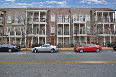 Lawrenceville Condo/Townhouse For Sale: 199 S Culver Street #199