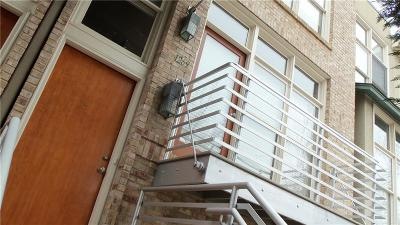 Brookhaven Condo/Townhouse For Sale: 1269 Peachtree View NE