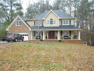 Oakwood Single Family Home For Sale: 5108 Malisa Ridge